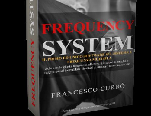 Intervista a Francesco Currò sulla frequenza allenante